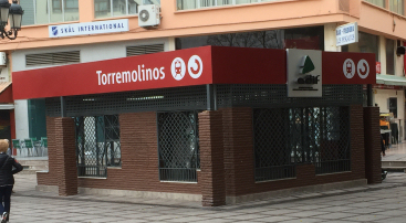 Picture of the main Torremolinos station